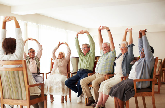 The Best Ways for Nursing Home Residents to Stay Active